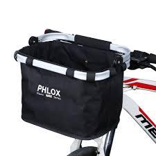 mtb waterproof before the bike basket basked mountain bike car folded basket