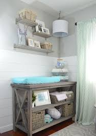 Changing Table Shelf 28 Changing Table And Station Ideas That Are Functional And