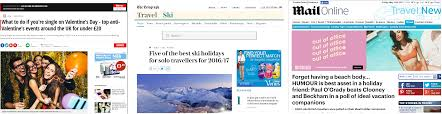 Hols by Solitair Holidays Case Travel Agent Marketing Seo Ppc Freelancer