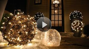 outdoor christmas lighting surprising ways to decorate loversiq