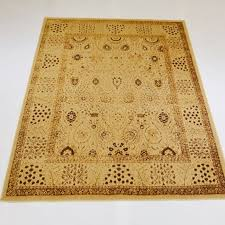 Synthetic Area Rugs Machine Woven Synthetic Area Rug Ebth