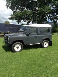 original land rover defender defender log book used land rover cars buy and sell in the uk