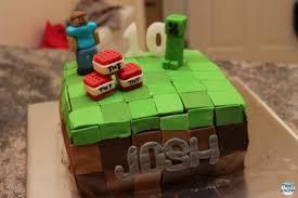 minecraft cake paperblog