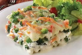 veggie lasagna in parmesan cream sauce kraft recipes