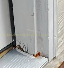 How To Replace Exterior Door Frame How To Repair A Rotted Exterior Door Frame Handymanhowto