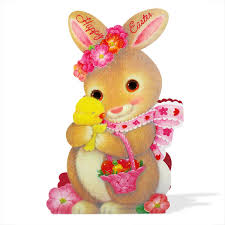 easter bunny gifts happy easter bunny greeting card at best prices in india