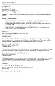 Sample Resume For Office Work by Resume Examples Sample Clerical Resumes Sample Clerical Resumes