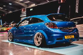 vauxhall astra vxr modified vauxhall astra slam sanctuary