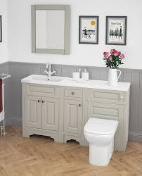Classic Bathroom Furniture Available In Four Fantastic Matt Finishes For A Truly