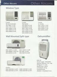 refrigeration and air conditioning repair all model btu capacity