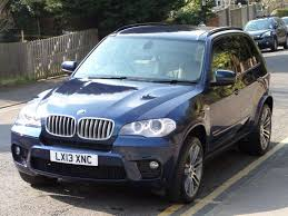 Bmw X5 7 Seater - used 2013 bmw x5 xdrive40d m sport 8 000 worth of extras 7
