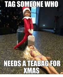 Tea Bag Meme - tag someone who needs a teabag for xmas meme on me me