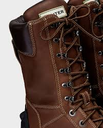 brown leather motorcycle boots womens brown balmoral lace up boots official hunter boots site