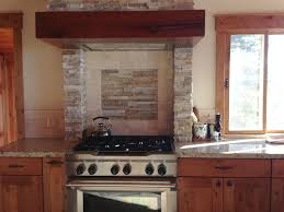 granite countertop brick red kitchen cabinets home depot range
