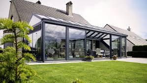 vetrata veranda veranda un posto al sole porte finestre