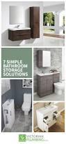 Simple Bathroom 46 Best Bathroom Furniture Images On Pinterest Bathroom Ideas