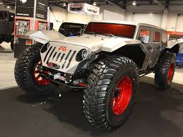 sema jeep yj the off road hall on the sema show 2014 muscle horsepower