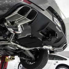 porsche macan tubi style porsche macan turbo exhaust system