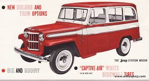 1962 willys jeep pickup captive air tires were reinforced tubes within a tubeless tire