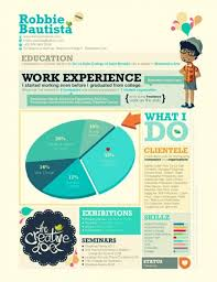infographic ideas infographic cv examples best free