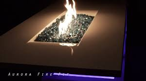 Starfire Fire Pits - the aurora fire pit by starfire designs youtube