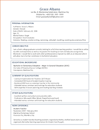 top resume formats sample best resume format sop proposal sample resume format for fresh graduates two page