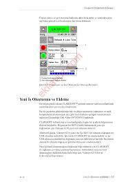 videojet 6210 vj6210 kodlama makinası kullanım kılavuzu sayfa