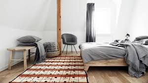 scandinavian style inspiration from a guesthouse in poland