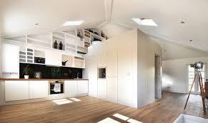 attic kitchen ideas loft kitchen design interior design ideas
