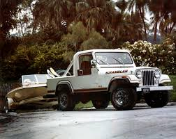 jeep comanche 1986 pictures information scrambler in the middle a brief history of the cj 8 journey