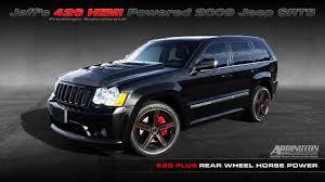 392 jeep srt8 arrington performance 426 hemi powered procharger d1 supercharged