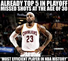 Lebron James Funny Memes - lebron james efficient http nbafunnymeme com nba funny memes