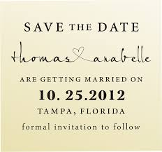 save the date modern design calligraphy handwriting script