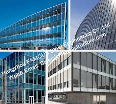 Stick System Curtain Wall Aliexpress Com Buy Double Glazed Insulation And Laminater Glass