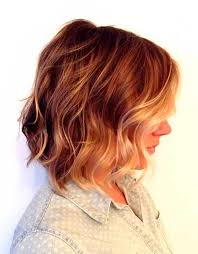 vies of side and back of wavy bob hairstyles short haircuts for wavy hair 2014 2015 short hairstyles 2016