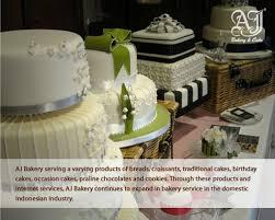wedding cake jogja aj bakery cake online shop roti cake kue ulang tahun kue