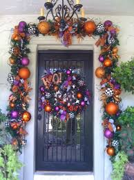19 fall and halloween front door decorating ideas u2013 home owner buff