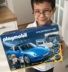 playmobil porsche 911 targa 4s review in the playroom