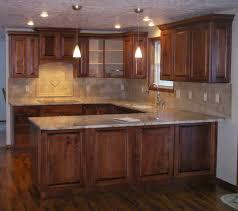 kitchen cabinet colonial white granite with dark cabinets