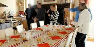 stage de cuisine repas après le stage de cuisine picture of le poutic creon d