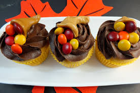 easy thanksgiving cupcake recipes food fast recipes