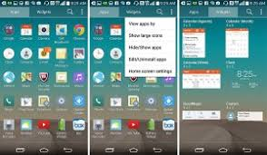 lg home launcher apk lg g3 launcher apk themes and widgets for android