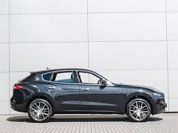 maserati zegna used 2017 maserati levante v6d 5dr auto luxury pack zegna edition