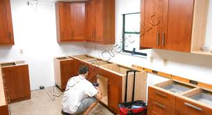 Premade Kitchen Cabinets Striking Ideas Isoh Stunning Joss Nice Duwur In Case Of Stunning