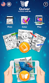 amazon quiver 3d coloring app appstore android