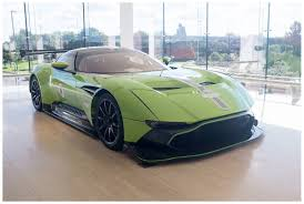 aston martin vulcan front verde ithaca green aston martin vulcan can be yours for 3 8 million