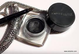 Maybelline Gel Eyeliner Review maybelline eyestudio lasting drama gel eyeliner black upto 36 hours