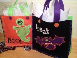no sew halloween treat bags u2013 kunin felt