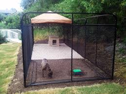 ergonomic outdoor dog kennel ideas 32 outdoor dog kennel flooring