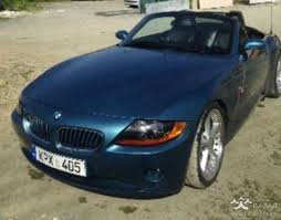 bmw z4 2004 convertible 2 2l petrol manual for sale nicosia